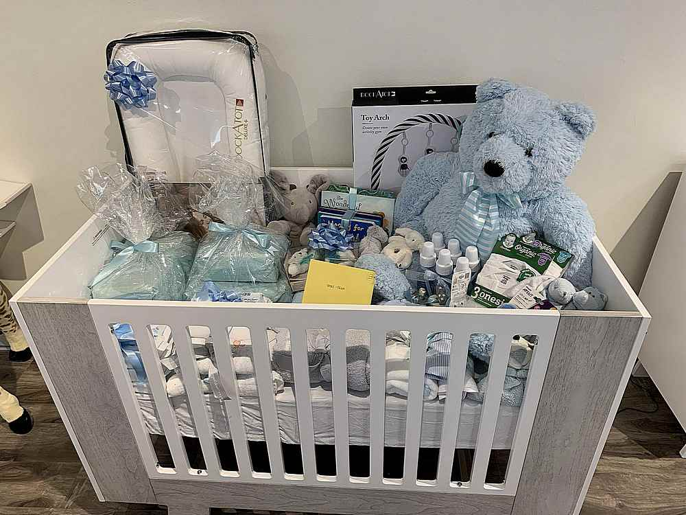 GB8 / MULTI / Exclusive Couture Kids Gift Basket