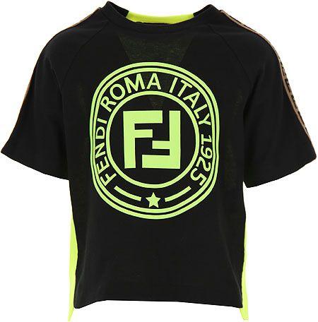 JMI275 / BLACK / Logo Neon T-Shirt