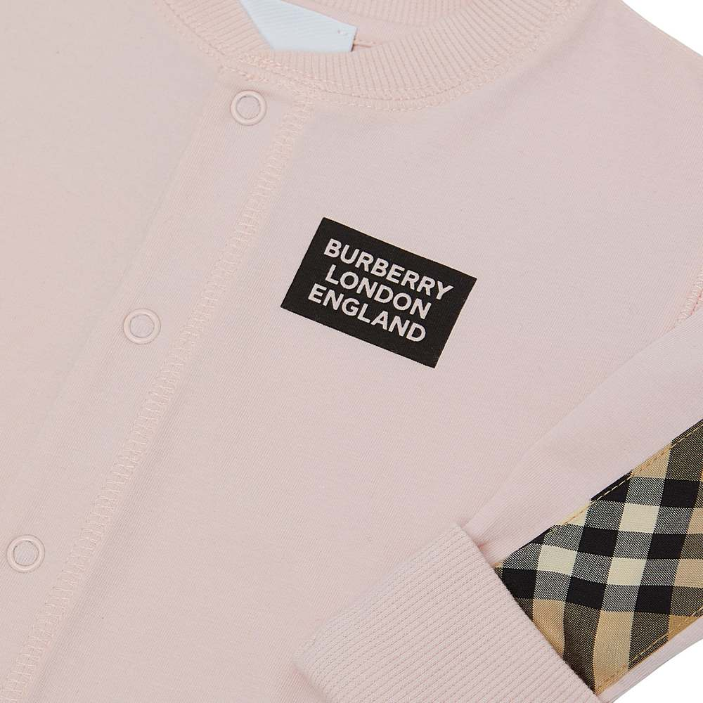 8030588 / ICE PINK / BURBERRY NB N7-CORE-CHECK-SET