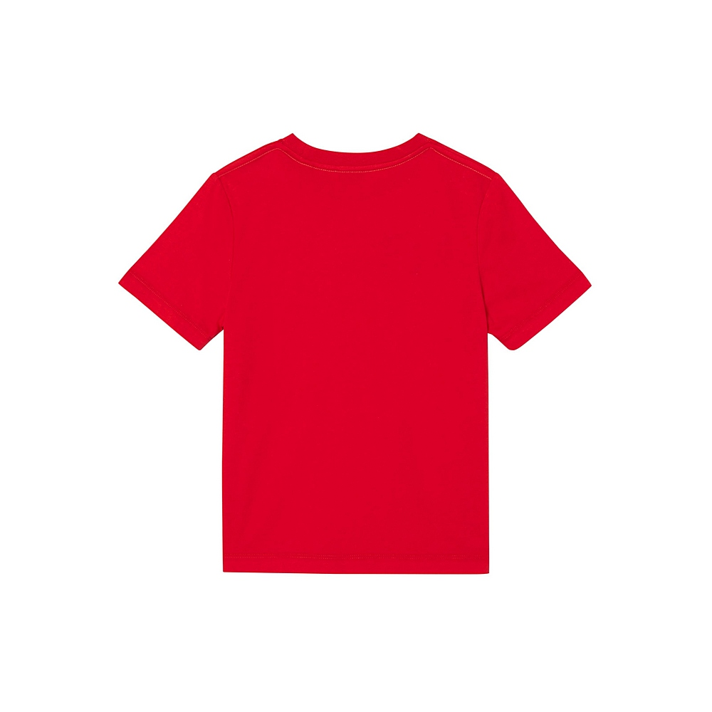 8031693 / BRIGHT RED / BURBERRY KG5-BLE TEE