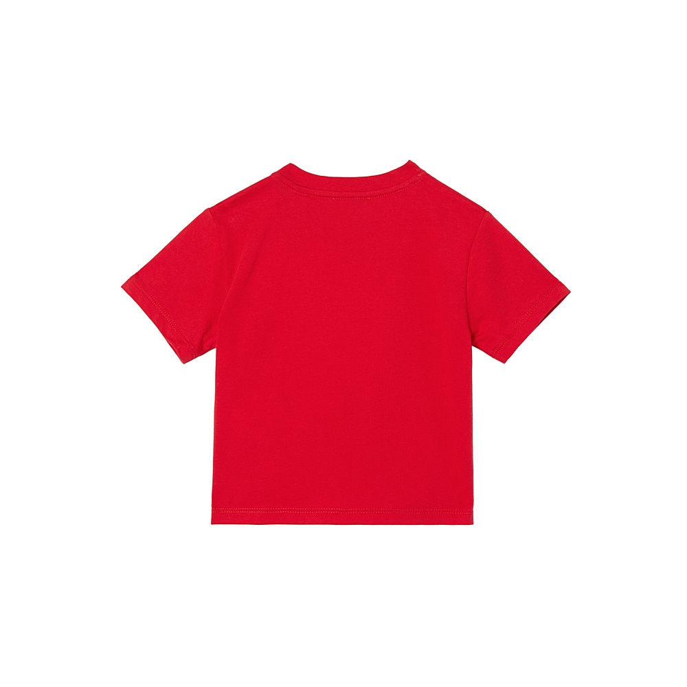 8031562 / BRIGHT RED / BURBERRY MINI-BLE TEE