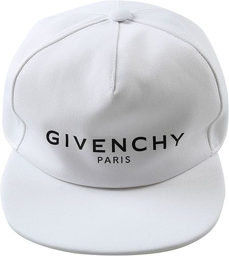 H21021 10B WHITE GIVENCHY ACCESSORIES