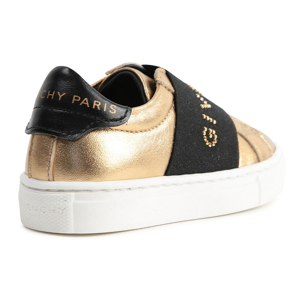 H09018 GOLD GIVENCHY SHOES