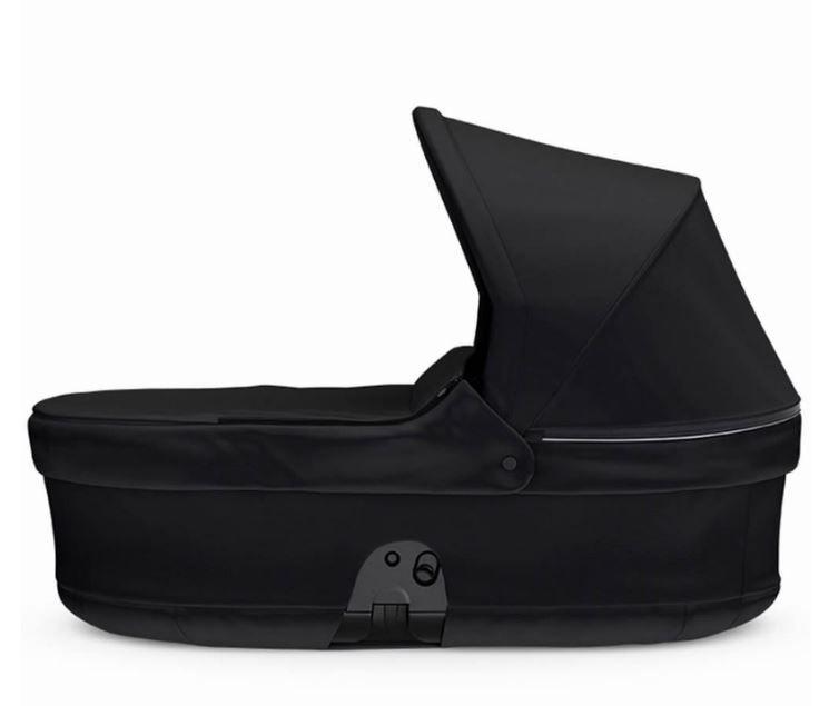 542502 / BLACK / Stokke Beat Carry Cot Black