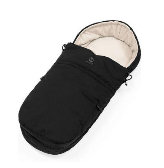 540102 / BLACK / Stokke Stroller Softbag Black