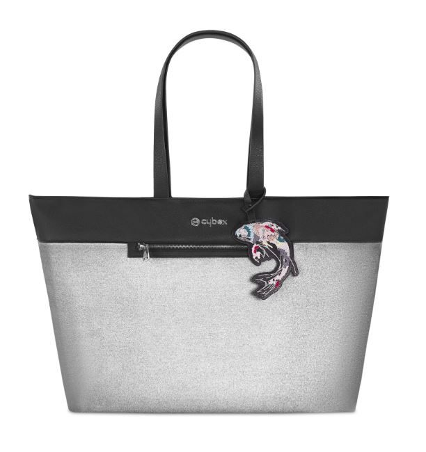 518000055 / MID GREY / Changing Bag Koi | Mid Grey