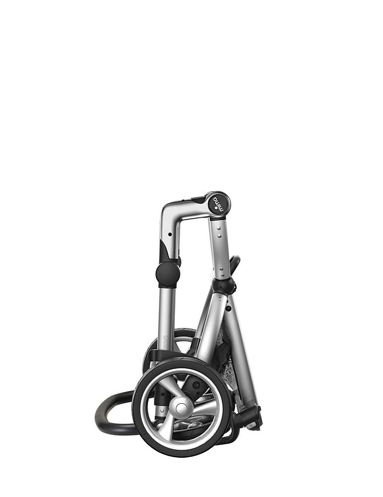 A116-01007 / WHITE/BEIGE / Mima Xari Aluminum Frame Strollers