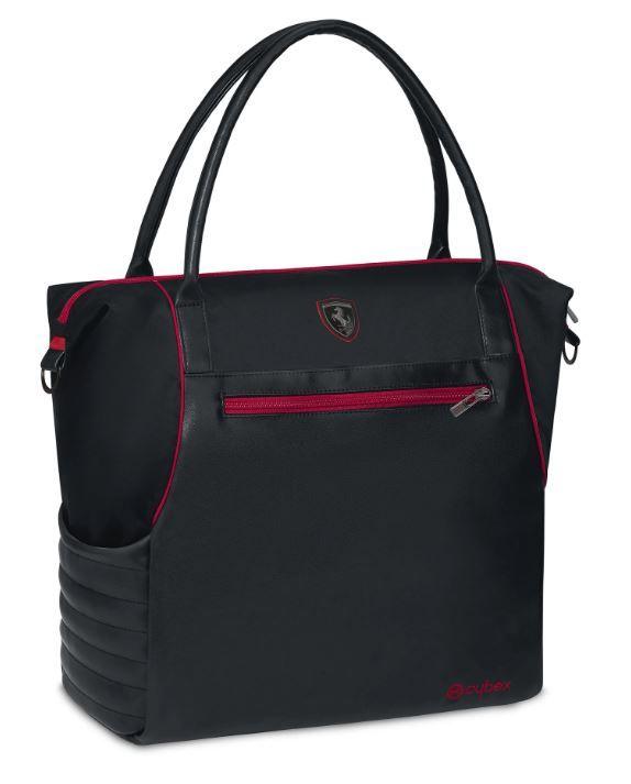 519000111 / FERRARI-BLACK / Changing Bag Ferrari-Black