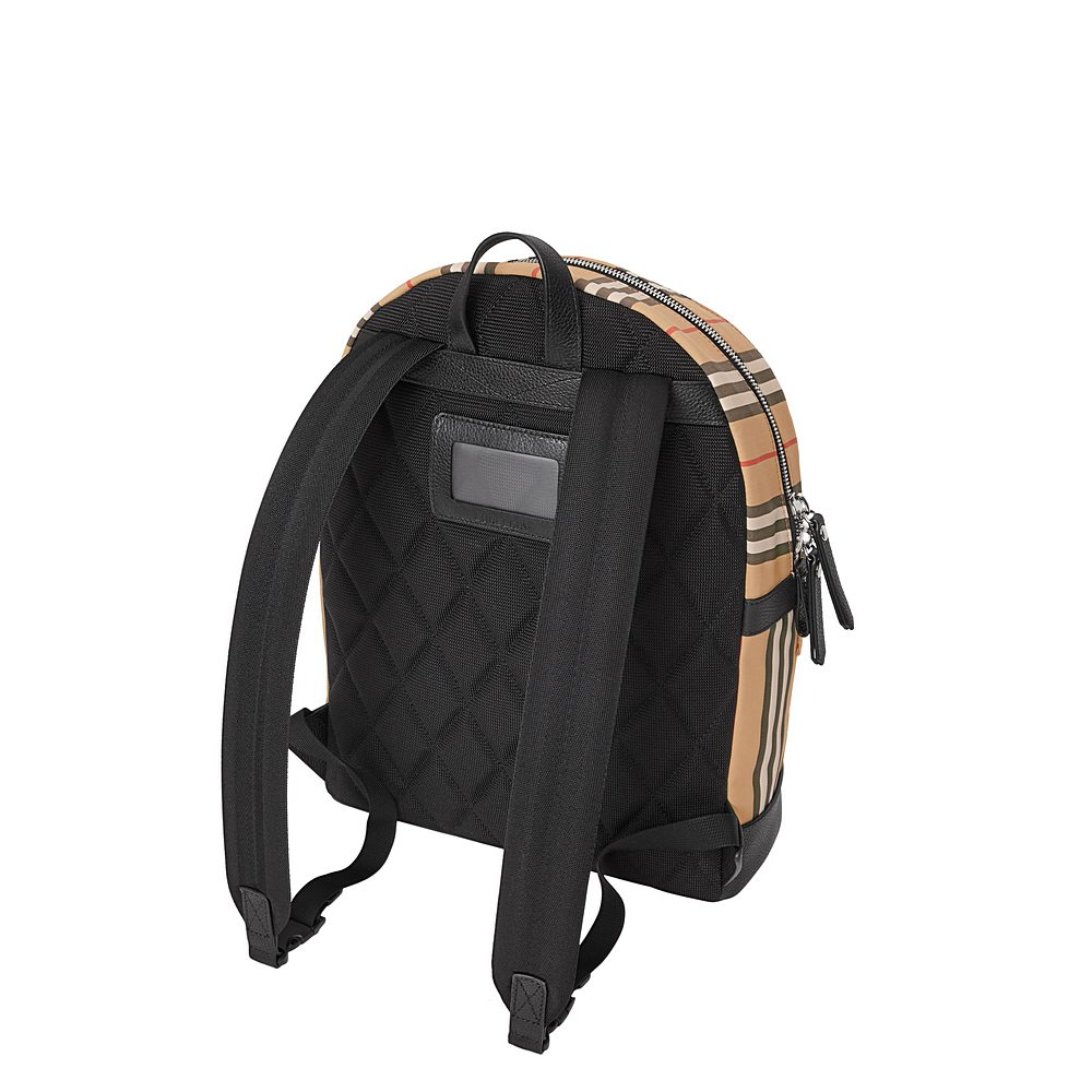 8011186 / ARCHIVE STRIPE / BURBERRY NICO BACKPACK