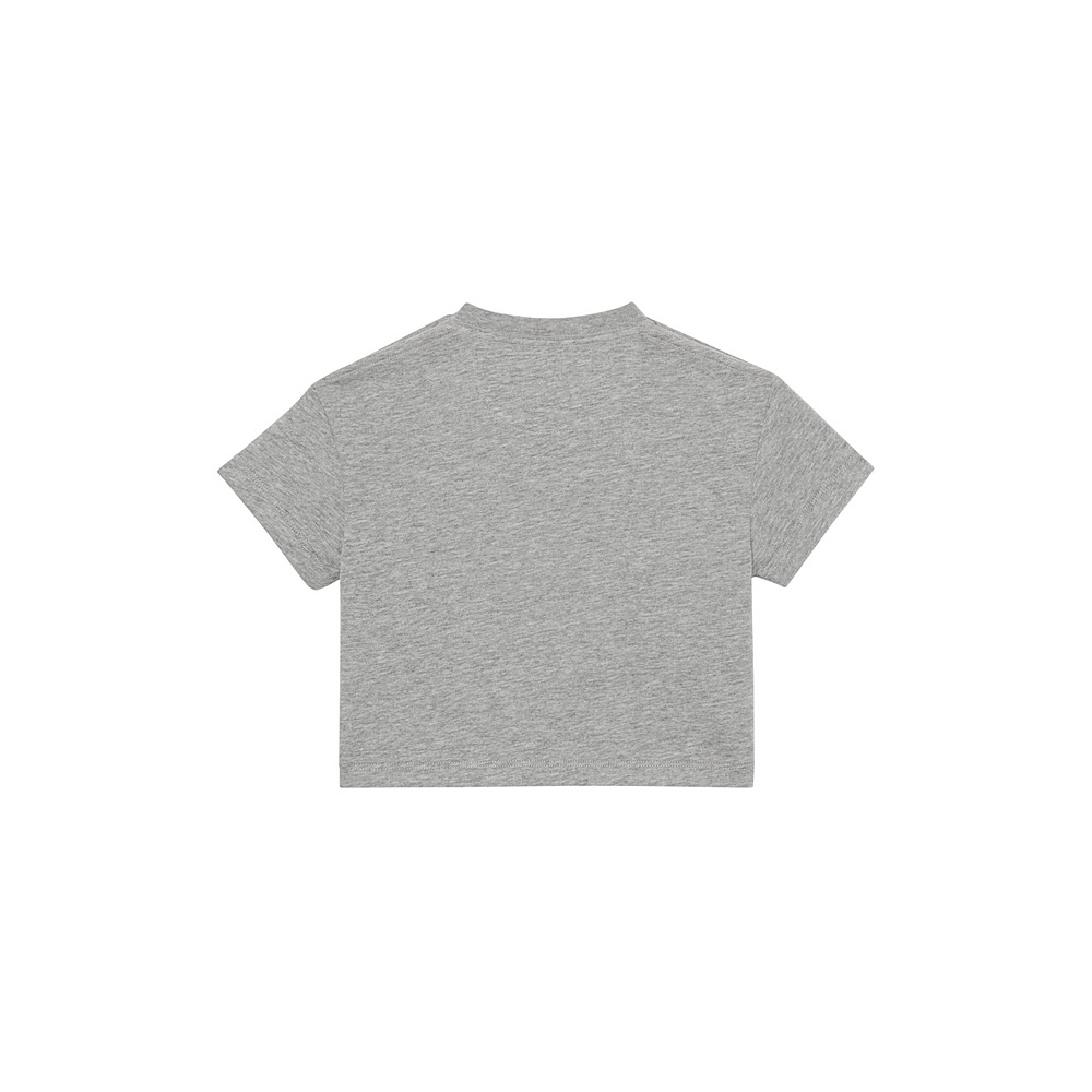 8009202 / GREY / BURBERRY MINI ROBBIE T-SHIRT W/LOGO