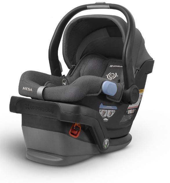 1017-MSA-US-JOR / JORDAN / UPPABABY MESA INFANT CAR SEAT JORDAN