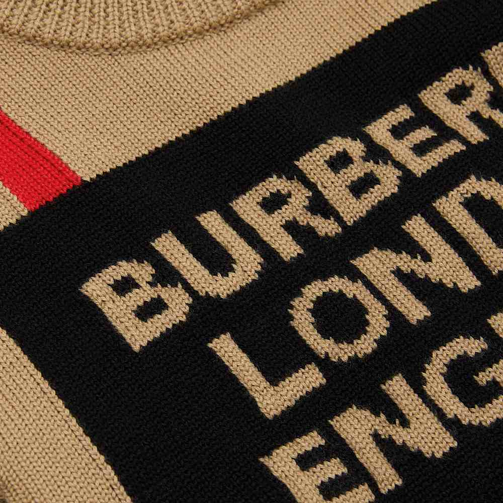 8017868 / ARCHIVE BEIGE / BURBERRY ROLFE SWEATER