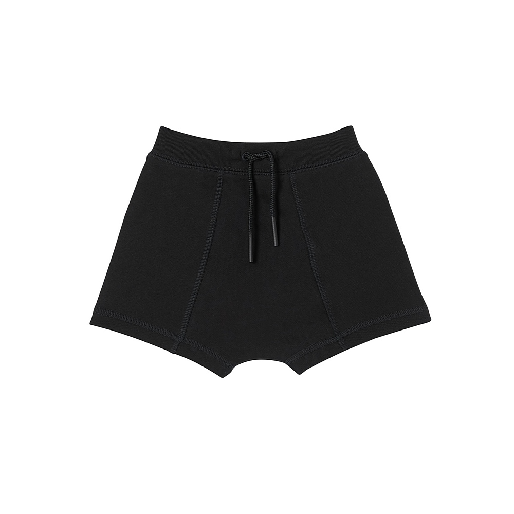 8026182 / BLACK / BURBERRY LUCIAN TAPE SHORTS