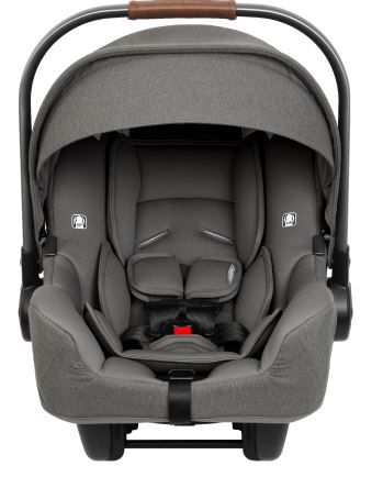 CF03501 / GRANITE / NUNA PIPA CAR SEAT + BASE