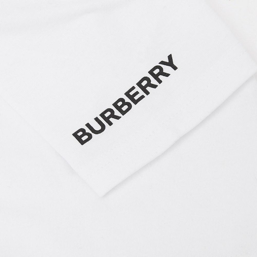 8028455 / MULTI / BURBERRY MINI RENLEY TEE W/DEER