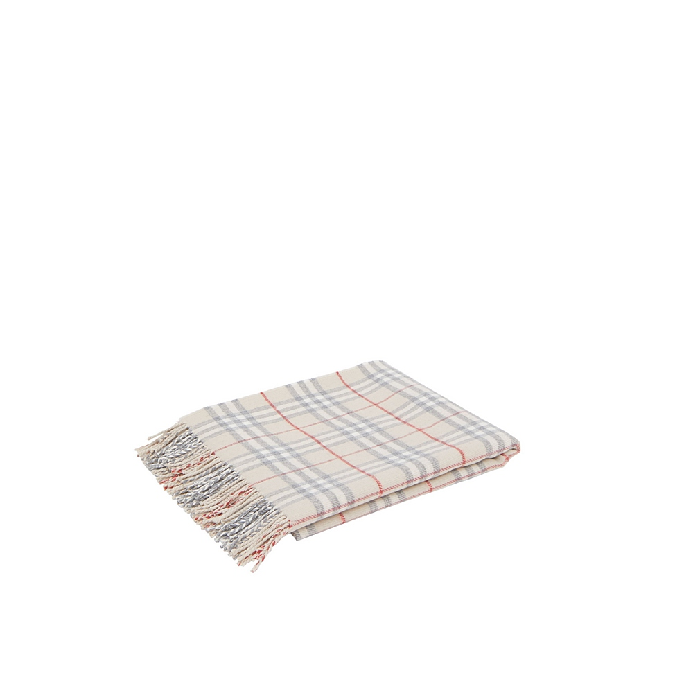 8020041 / PALE STONE / BURBERRY SCARF