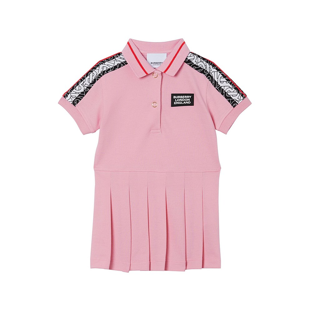 8029770 / CANDY PINK / BURBERRY KAYLEIGH MON JERSEY DRESS