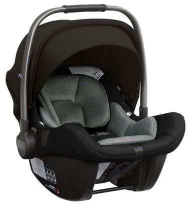 CF08500 / EBONY / NUNA PIPA LITE CAR SEAT + BASE