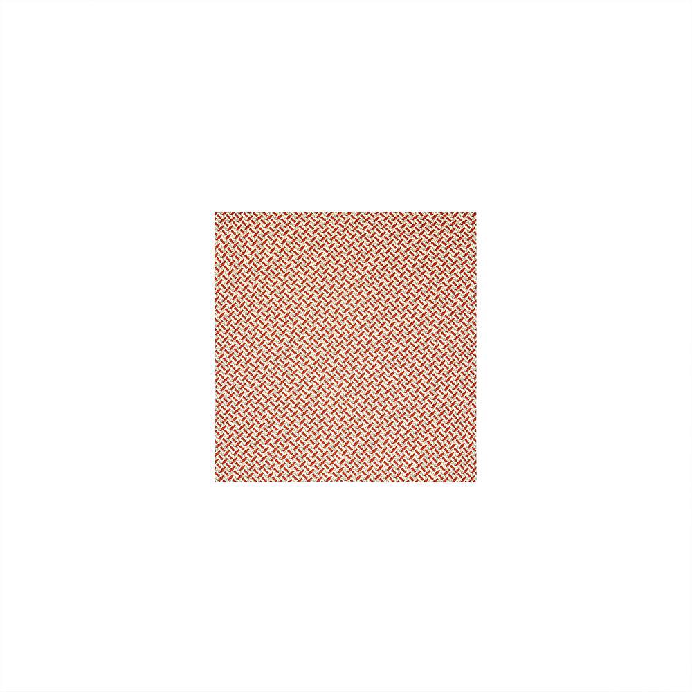 8025969 / RED / BURBERRY FREDDIE NB BLANKET