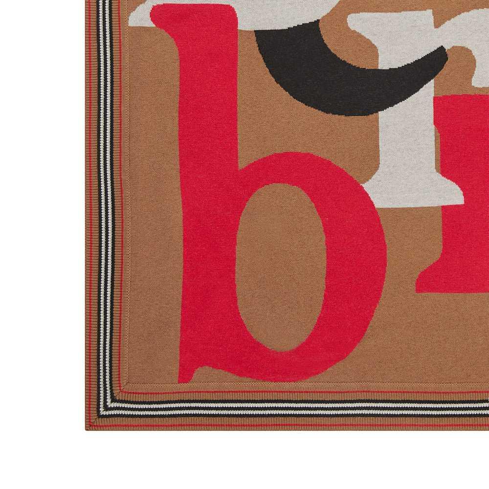 8013957 / MULTI / BURBERRY ICON BLANKET