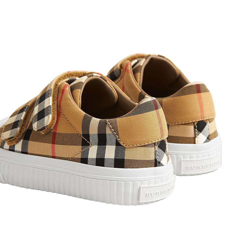 4076312 / MULTI / BURBERRY BELSIDE VC SNEAKERS