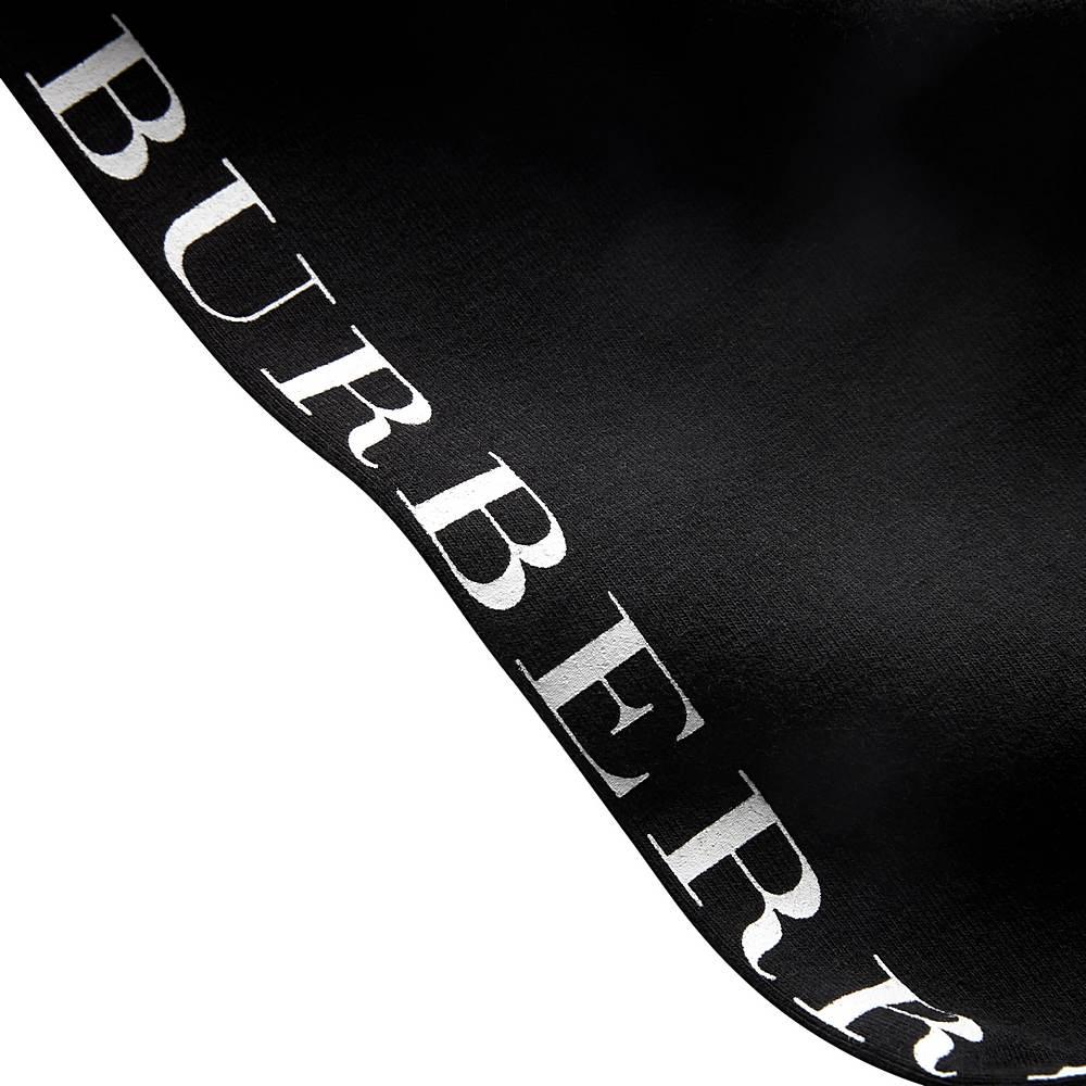 8003042 / BLACK / BURBERRY PENNY JERSEY PANTS