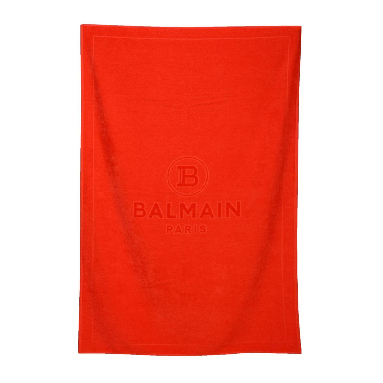 6M0709. 490 RED BALMAIN SWIM