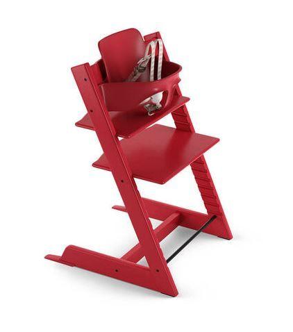 536300 / RED / Tripp Trapp HighChair Box Set - Red