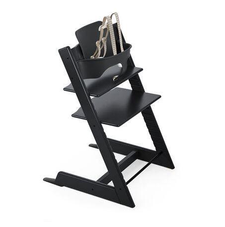 536400 / BLACK / Tripp Trapp HighChair Box Set - Black