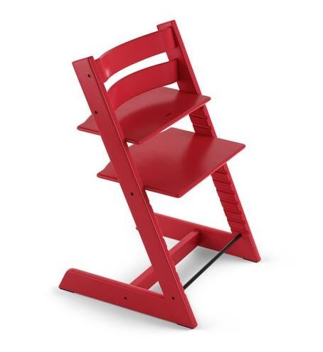 528902 / RED / Tripp Trapp HighChair Red
