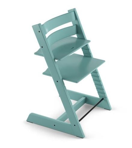 528907 / AQUA BLUE / Tripp Trapp HighChair-Aqua Blue