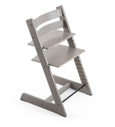 529303 / OAK GREYWASH / Tripp Trapp HighChair Oak Greywash