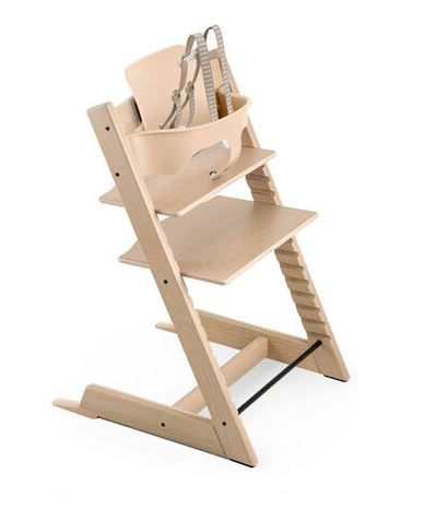 537500 / OAK NATURAL / Tripp Trapp HighChair Box Set -Oak Natural