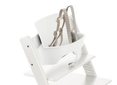 529405 / WHITE / Tripp Trapp Baby Set-White