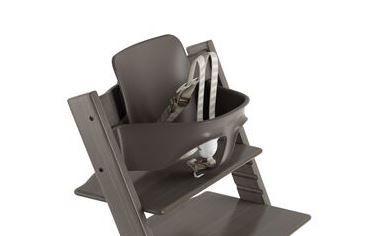 529408 / HAZY GREY / Tripp Trapp Baby Set-Hazy Grey