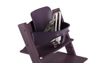 529414 / PLUM PURPLE / Tripp Trapp Baby Set-Plum Purple