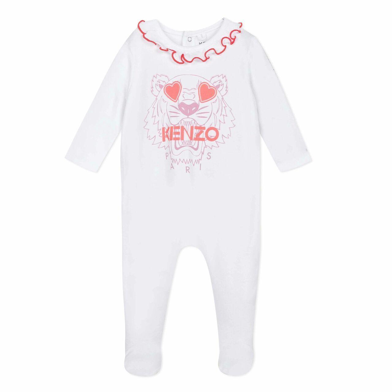 KQ54013 / 01 OPTIC WHITE / KENZO TIGER PLAYWEAR